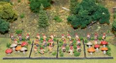Gnomes Starter Army Set