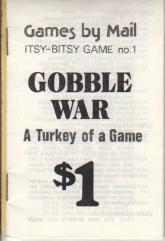 #1 - Gobble War