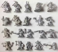 Goblin Wolf Clan Starter Force