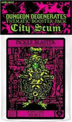City Scum Thematic Booster Pack
