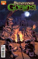 Goblins #1 (Gomez Cover)