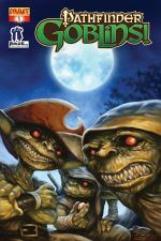 Goblins #1 (Lopez Cover)