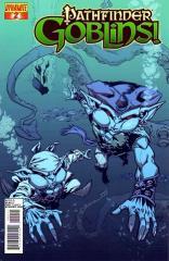 Goblins #2 (Alburquerque Cover)
