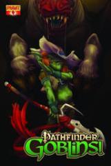 Goblins #4 (Jeffries Cover)