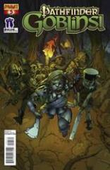 Goblins #5 (Cummings Cover)