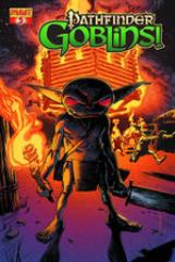 Goblins #5 (Moore Cover)