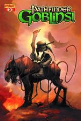 Goblins #5 (Stokes Cover)