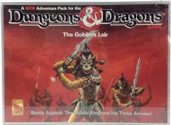 Dungeons & Dragons Boardgame - The Goblin's Lair (Spanish Edition)