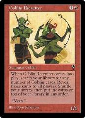 Goblin Recruiter  (U)