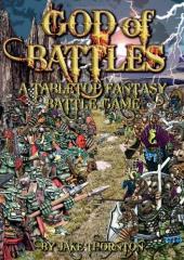 God of Battles - A Tabletop Fantasy Battle Game