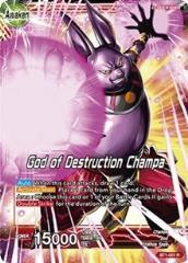 Champa // God of Destruction Champa