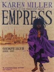 Godspeaker #1 - Empress