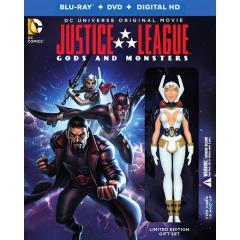 Justice League - Gods and Monsters Gift Set