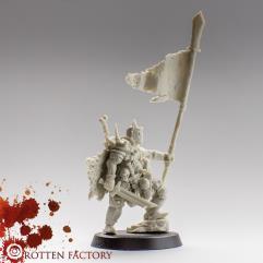 Gognumm w/Battle Standard