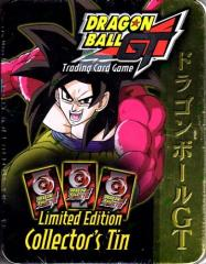 Limited Edition Collector's Tin - Goku