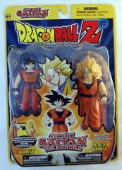 Goku & Super Saiyan 3 Goku
