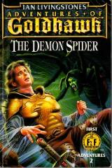 Adventures of Goldhawk - The Demon Spider