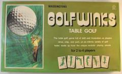Golfwinks - Table Golf