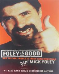 Foley is Good - And the Real World is Faker than Wrestling