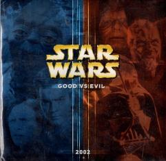 Star Wars - Good vs. Evil 2002 Calendar
