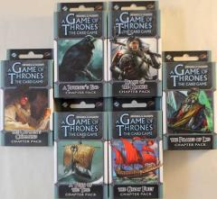 Game of Thrones - A Song of the Sea Chapter Packs Collection
