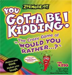 Zobmondo!! - You Gotta Be Kidding! (2004 Edition)