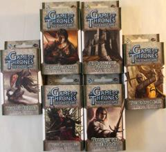Game of Thrones - Tales of Champions Chapter Packs Collection