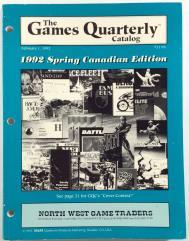 1992 Spring Catalog
