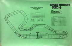 Speed Circuit - Grand Prix de Belgique
