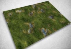 6' x 3' - Grasslands #2
