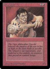 Gray Ogre (C)