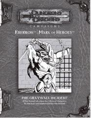 Mark of Heroes RPGA - The Graywall Incident