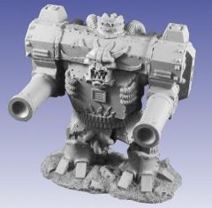 Mk II War Golem - Black Thunder