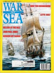 "Vol. 6, #4 ""Coastal Raider Confronted, Nelson's Twilight Thunder, Sea Dragon Strikes Again"""