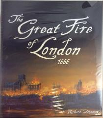 Great Fire of London, The - 1666 (2nd Printing)