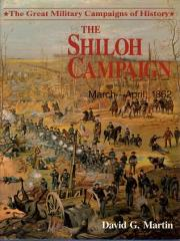 Shiloh Campaign March - April 1862