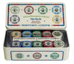 Greenbacks, The - American Currency Themed Poker Chips