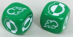Hero Dice - Green Lantern, Green