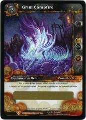 Grim Campfire (Worldbreaker Loot)