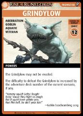 Rise of the Runelords Promo Card - Grindylow