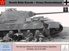 Death Ride Kursk - Gross Deutschland (1st Edition)