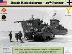 Death Ride Salerno - 16th Panzer