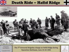 Death Ride - Hafid Ridge