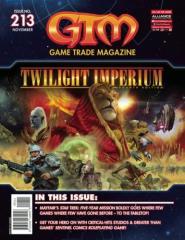 "#213 ""Tsuro Promo, Twilight Imperium 4th Edition, Star Trek, Sentinel Comics RPG"""