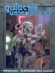 Galactic Underground I (Second Edition)