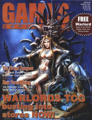 """#6 """"Warlord TCG, Jedi Knights TCG"""""""