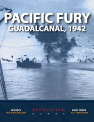 Pacific Fury - Guadalcanal, 1942