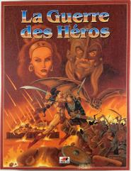 La Guerre des Heros (Dragon Pass, French Edition)