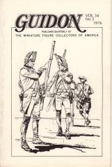 """#34 """"Hesse-Hanau Troops, Waldeck Troops, Anhalt-Zerbst Troops"""""""
