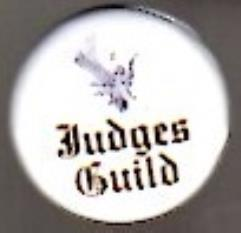 Judges Guild Button